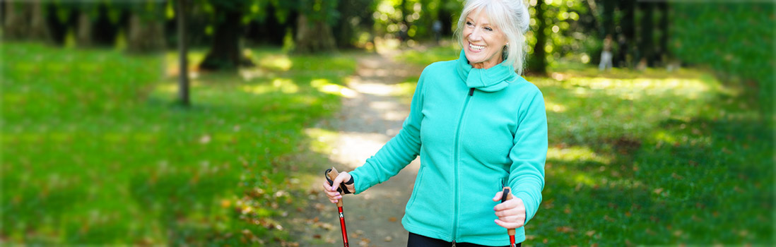 Nordic Walking Therapie