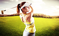 Golf Physiotherapie